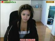 Stickam girl Robynnnface
