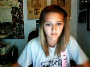 Stickam anon girl 082