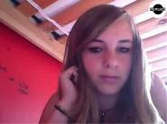 Webcam peru23 captures perfect teen